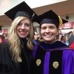 Congratulations to Dr. Danielle Bourgeois!